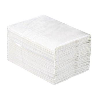 Toaletní papír skládaný Merida TOP, 8960 ks/balení - 100% celuloza