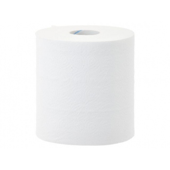 Papírové ručníky v rolích MERIDA OPTIMUM MAXI, 2 - vrstvé, bílé