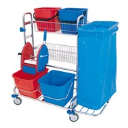 Úklidový vozík MO4