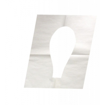 Papírové hygienické podložky na toaletu