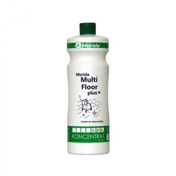 Prostředek na podlahy Merida MULTI FLOOR Plus 1 l