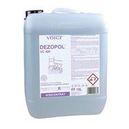 Mycí a dezinfekční prostředek ploch Merida DEZOPOL 10l - konc.