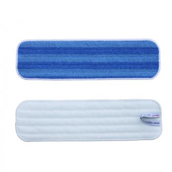 Mop z mikrovlákna PREMIUM modrý, 47 cm
