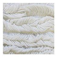 Mop plochý uzlíčkový se záložkami OPTIMUM, bavlan, 50 cm