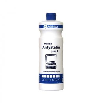Antistatický prostředek na kancelářskou techniku Merida ANTYSTATIN Plus 1l