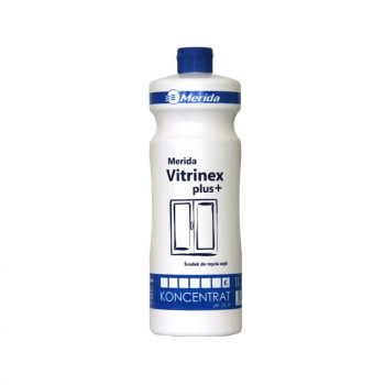 Prostředek na mytí oken a zrcadel Merida VITRINEX Plus 1l