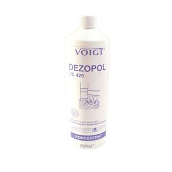 Mycí a dezinfekční prostředek ploch Merida DEZOPOL 1l - konc.