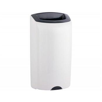 Odpadkový Koš závěsný MERIDA TOP 40 l  otevřený - šedý
