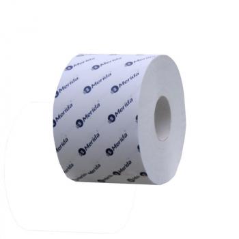 Toaletní papír OPTIMUM BÍLÝ, 2 - vrstvý, 13,5 cm x 9 cm, 68 m, (18 rolí/bal)