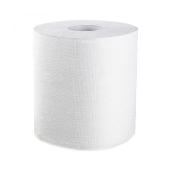 Papírové ručníky v rolích FLEXI MAXI, 100% celuloza, 1 vrst., 270 m, (6rolí/bal)