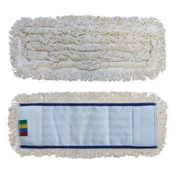 Mop s kapsami STANDARD, bavlna, 50 cm