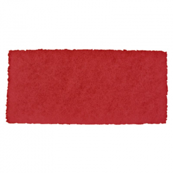Pad červený 250x115x20 mm