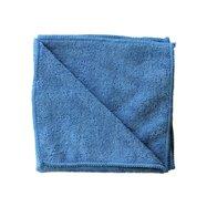 Utěrka z mikrovlákna ECONOMY,modrá, 35x35 cm