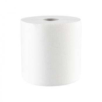 Papírové čistivo LUX z celulozy - větší (2role/balení)