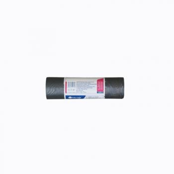 Zatahovací pytle na odpadky MDPE,19 mi,70x100 cm,1-vrst.,120 l, 10 ks/b