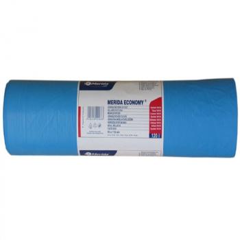 Pytle na odpadky HD+LL 19 mi, 70x110cm,120 l,modré 50 ks/b