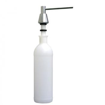 Dávkovač tekutého mýdla umyvadlový STELLA - lesklý