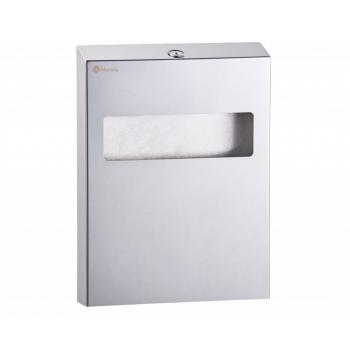 Zásobník na hygienické podložky na toaletu STELLA - lesklý