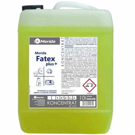 Prostředek na silné znečištění Merida FATEX Plus 10l