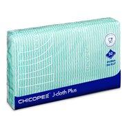 CHICOPEE j-cloth plus utěrka Zelená 50/10