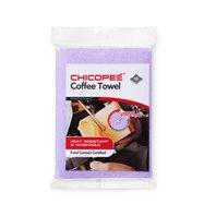 CHICOPEE coffee towel utěrka purpurová 10/21