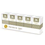 HARMONY premium papírové kapesníky 10 x 9 ks