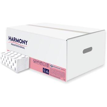 Ručníky papírové skládané ZZ, 220x240, 2 vrstvý, recykl bílý, 4000ks