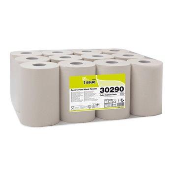 CELTEX papírové utěrky v rolích se středovým odvíjením, 2v, 12 rolí 68m