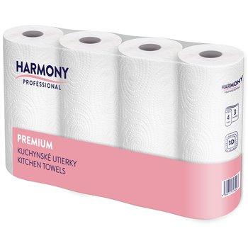 Kuchyňské ručníky 3-vrstvé bílé 80%