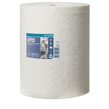 TORK papírová utěrka plus, m2 systém