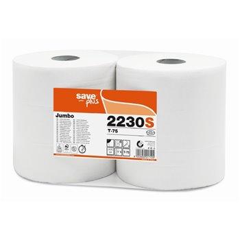 CELTEX toaletní paprí save plus JUMBO, návin 350m, 2 vrstvy