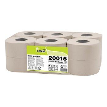 CELTEX toaletní papír Mini jumbo, 2v., 12 rolí, 150m, 195mm
