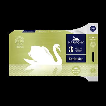 Toaletní papír HARMONY herbal perfumes, 16r