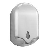 Automatický dávkovač dezinfekce, 1200 ml, nerez mat