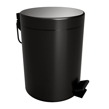 """DARK: Odpadkový koš 5L """"Soft Close"""""""
