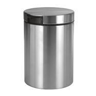 Odpadkový koš 3L - závěsný, nerez mat
