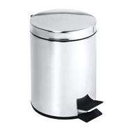 Odpadkový koš 5L, nerez lesk