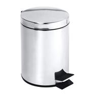 Odpadkový koš 5L, nerez mat