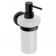 DARK: Dávkovač tekutého mýdla 230 ml, sklo