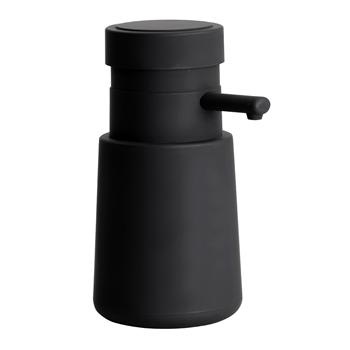 Dávkovač tekutého mýdla 450ml, celočerný
