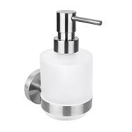 NEO: Dávkovač tekutého mýdla 200ml, sklo, MINI