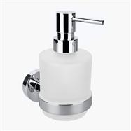 OMEGA: Dávkovač tekutého mýdla 200ml, sklo MINI