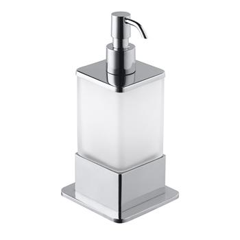 PLAZA: Dávkovač tekutého mýdla 200ml, na postavení