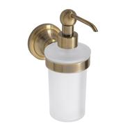 RETRO bronz: Dávkovač tekutého mýdla 230ml