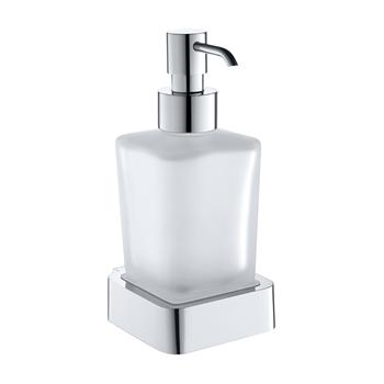 SOLO: Dávkovač tekutého mýdla, sklo