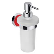 TREND-I: Dávkovač tekutého mýdla 230ml, červená