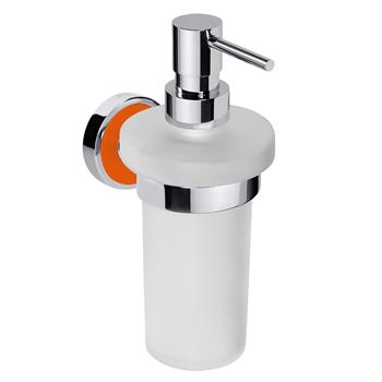 TREND-I: Dávkovač tekutého mýdla 230ml, oranžová