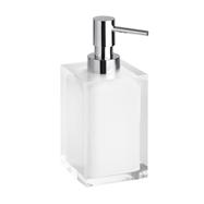 VISTA: Dávkovač tekutého mýdla, bílý