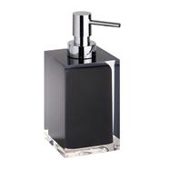 VISTA: Dávkovač tekutého mýdla, černý