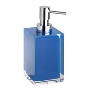 VISTA: Dávkovač tekutého mýdla, modrý